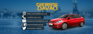 75 Social's graphics design for Car Rental Davao