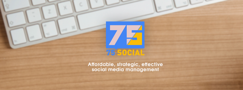 75 Social's Facebook coverphoto